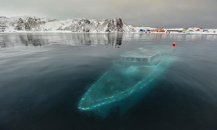 forgotten-places-kai-fagerstrom-sunken-yacht-antarctica
