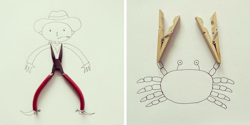 javier-perez-art-doodle-cowboy-crab