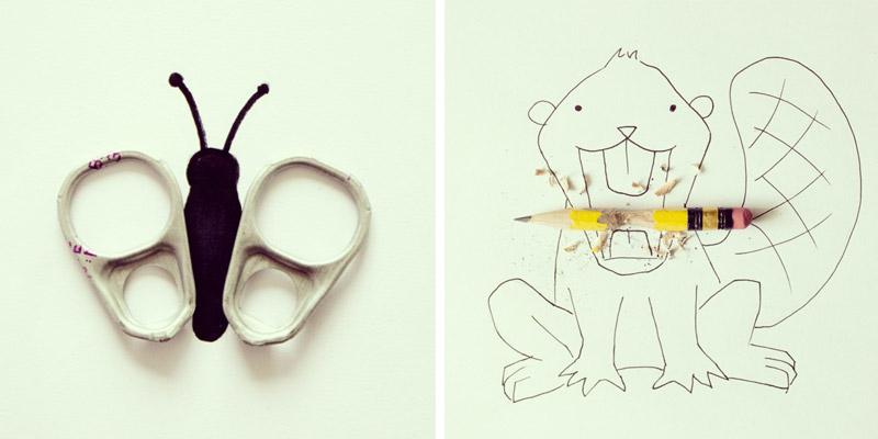 javier-perez-art-doodle-moth-beaver