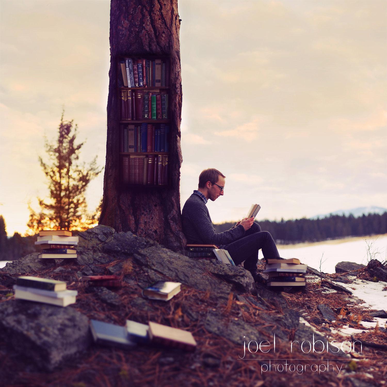 joel-robinson-library