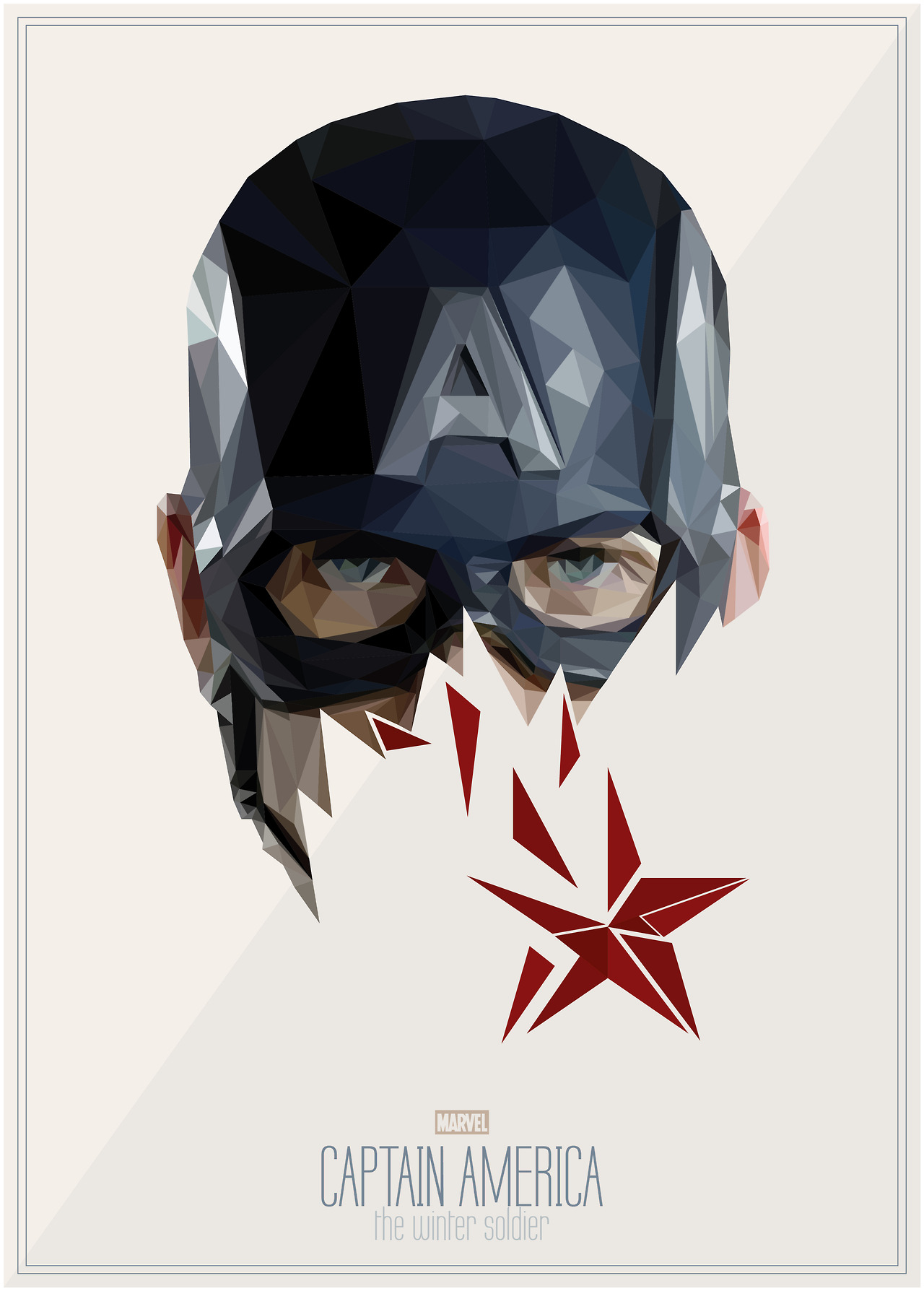 simon-delart-superhero-triangle-illustrations-captain-america