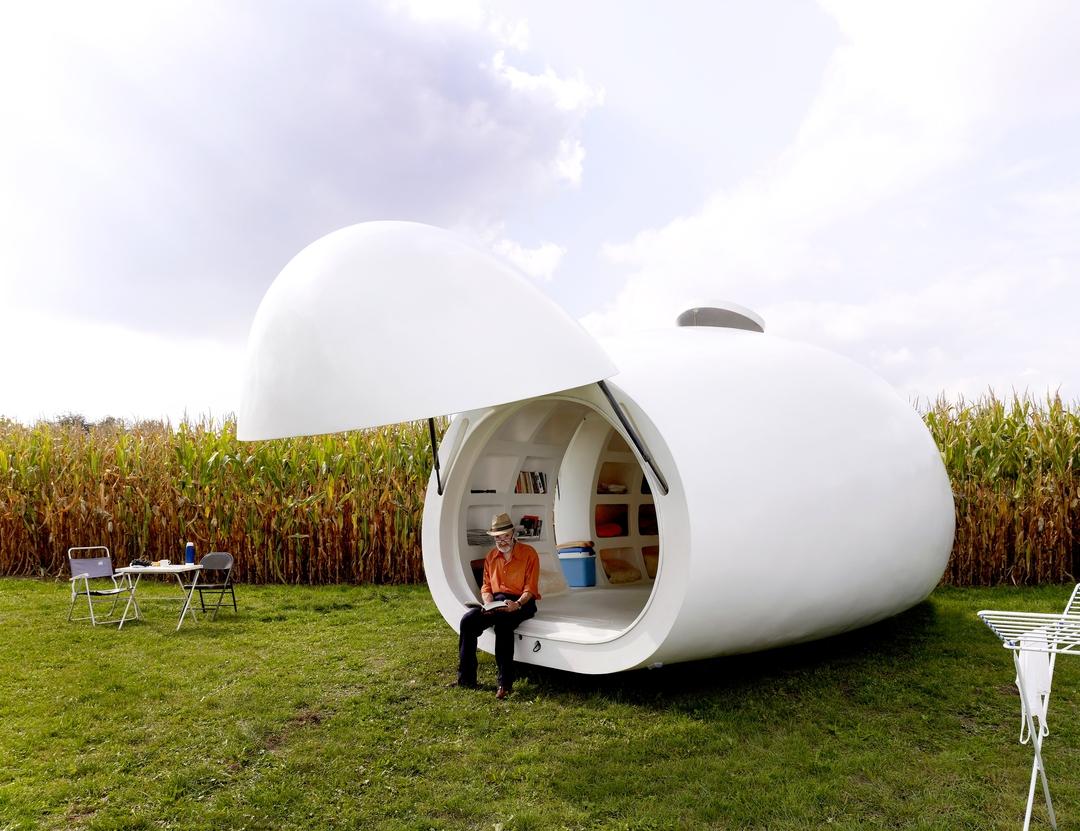 blob-vb3-01 & Blob VB3 : Futuristic Portable Space | Lost in Internet