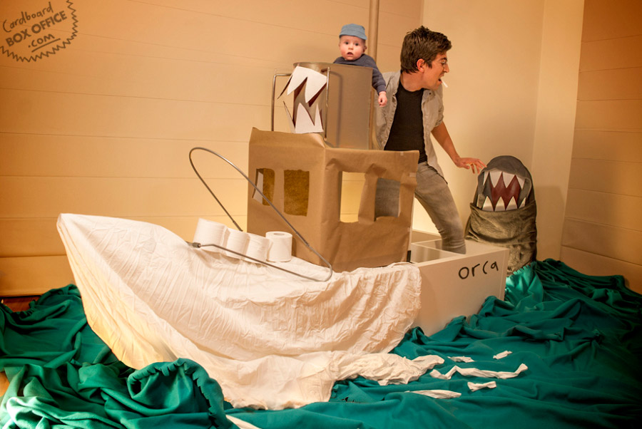 cardboard-box-office-baby-jaws