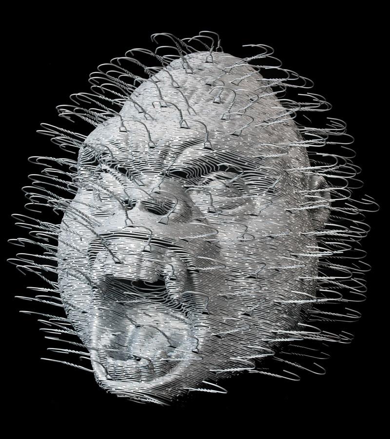 david-mach-coathangers-zurich-gorilla-03