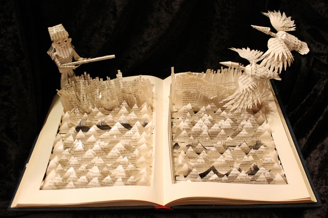 jodi-harvey-brown-book-sculptures-duck-dynasty