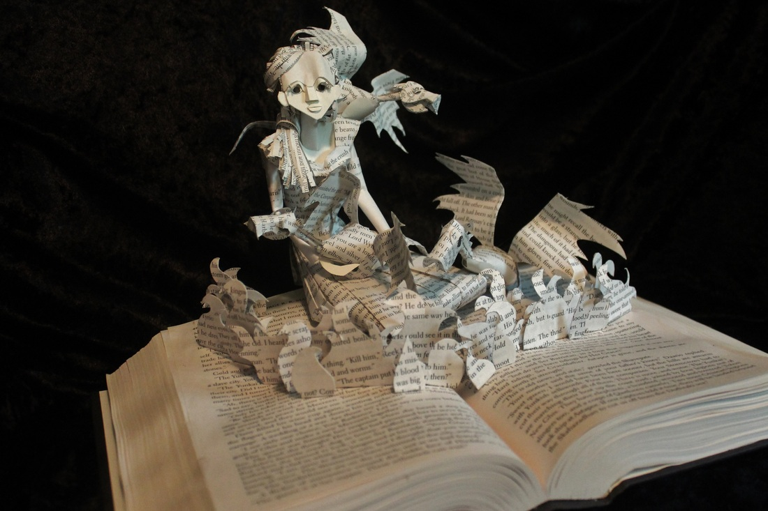 jodi-harvey-brown-book-sculptures-game-of-thrones