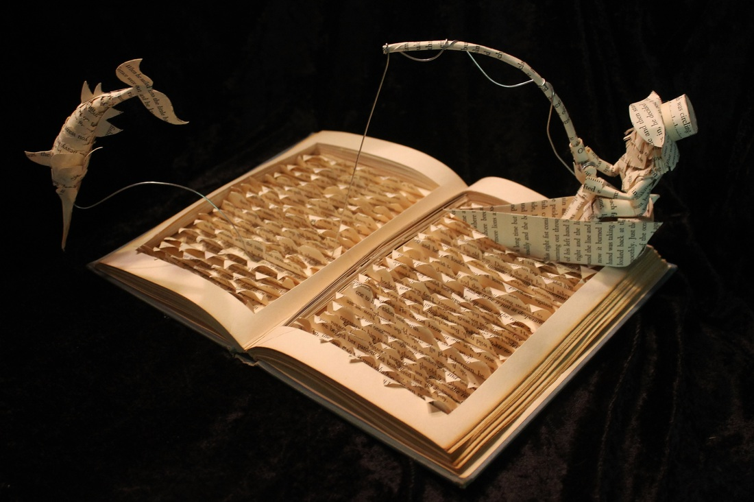 jodi-harvey-brown-book-sculptures-the-fisherman-and-the-sea