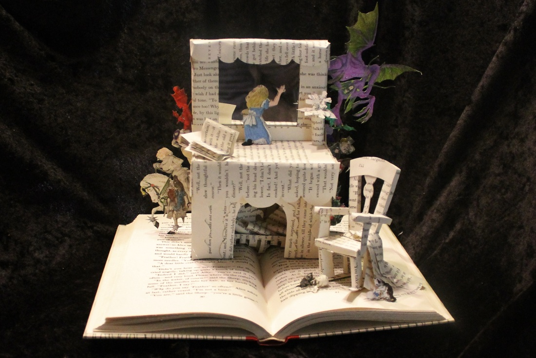 jodi-harvey-brown-book-sculptures-through-the-looking-glass