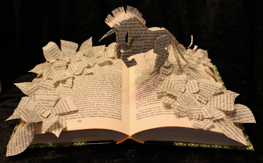 jodi-harvey-brown-book-sculptures-unicorns