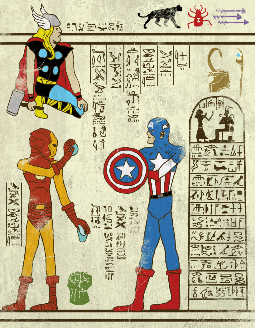 josh-lane-hero-glyphics-avengers