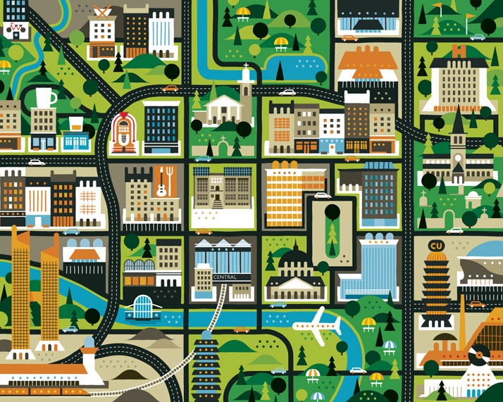 map-illustrations-khuan-ktron-glasgow