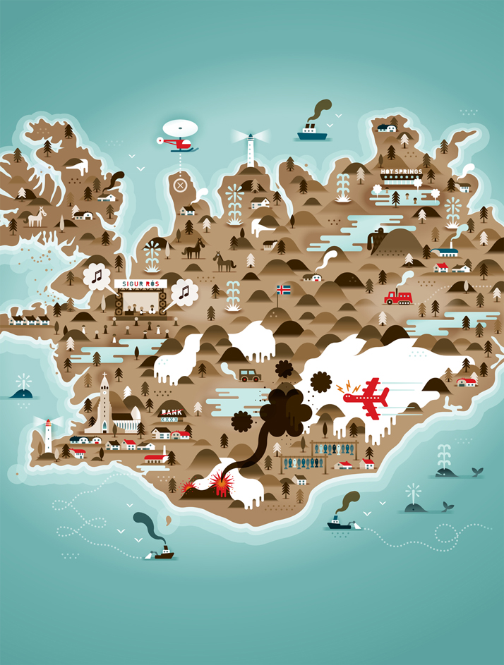 map-illustrations-khuan-ktron-iceland