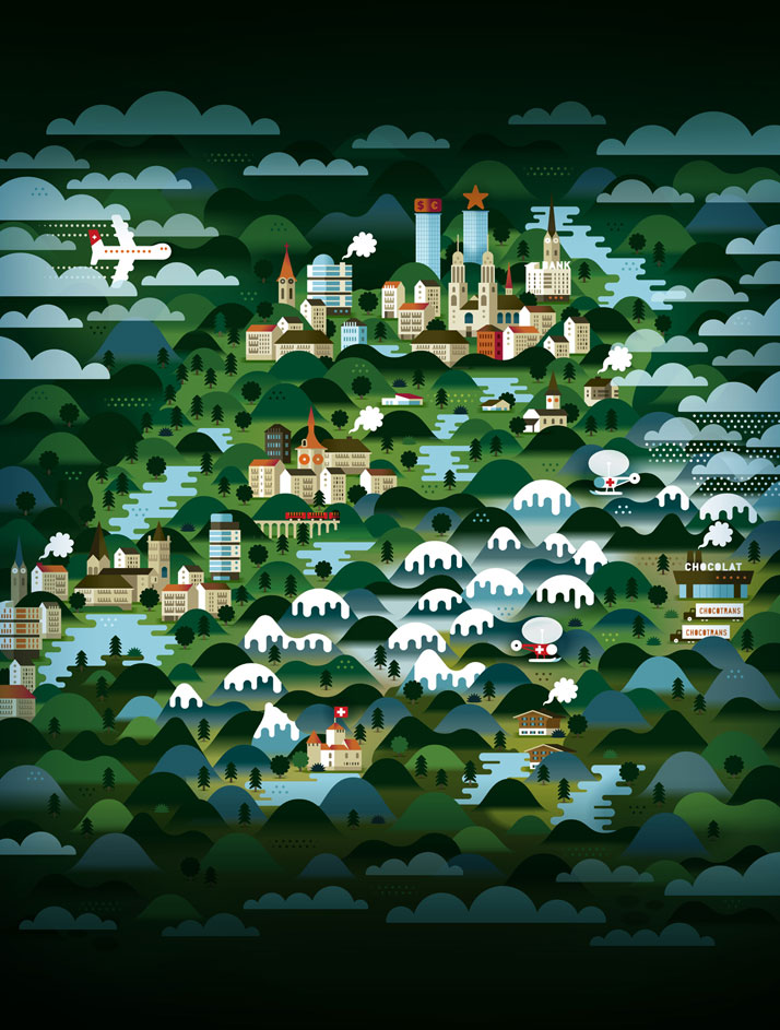 map-illustrations-khuan-ktron-switzerland