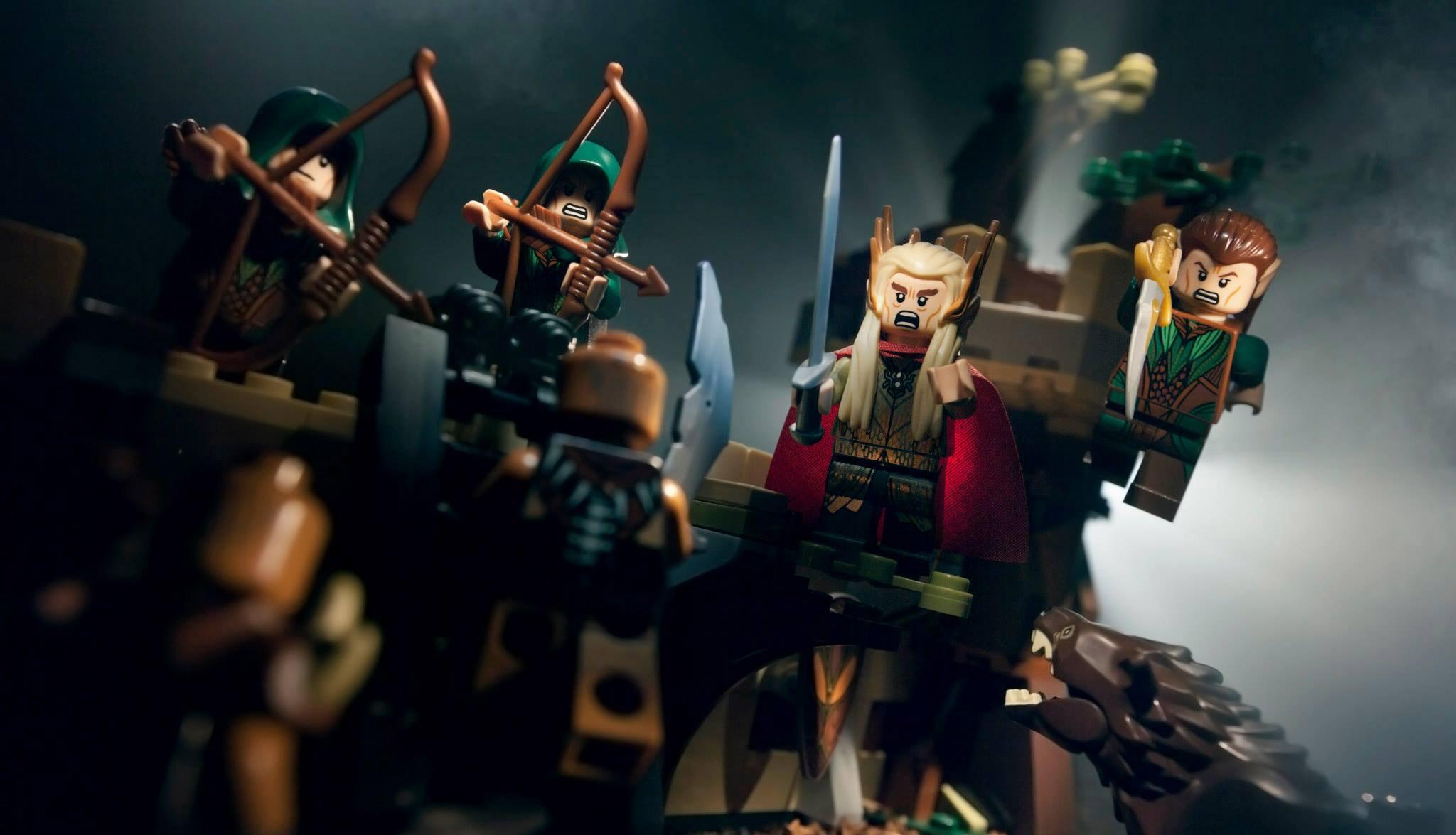 vesa-lehtimaki-hobbit-mirkwood-elf-army