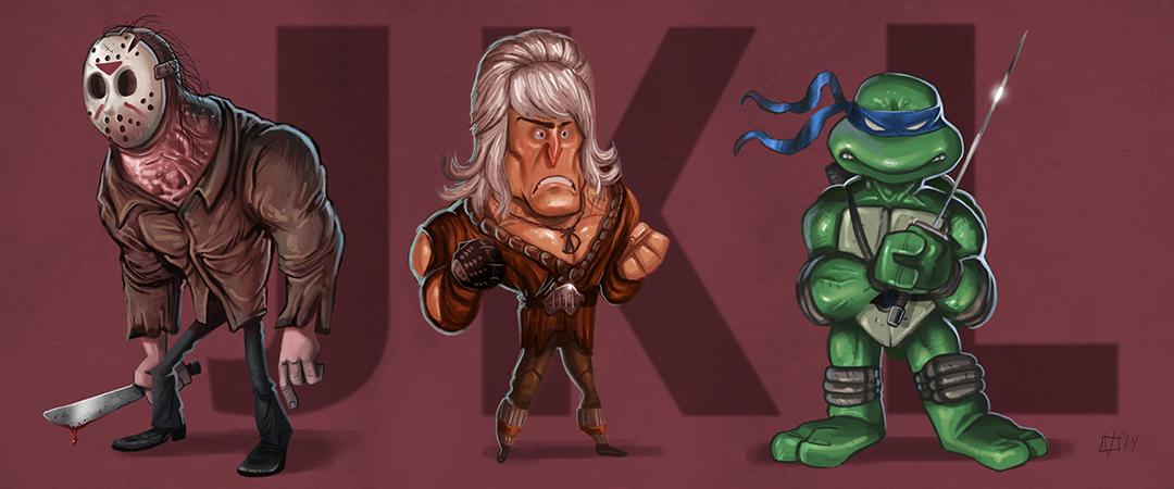 jeff-victor-popculture-alphabet-JKL