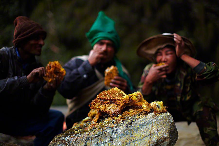 nepalese-honey-hunters-14