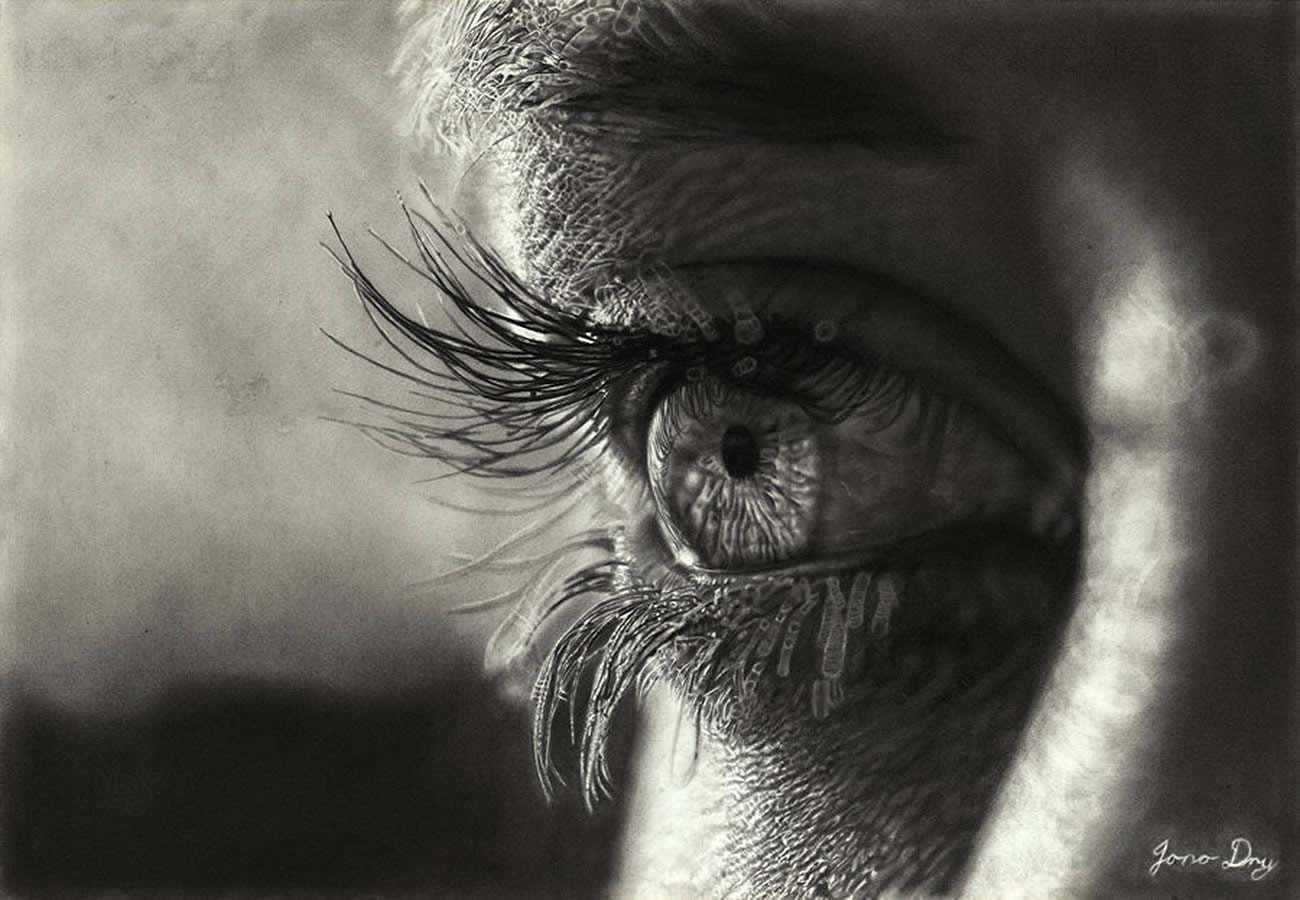 Gallery For gt Realistic Pencil Drawings Water