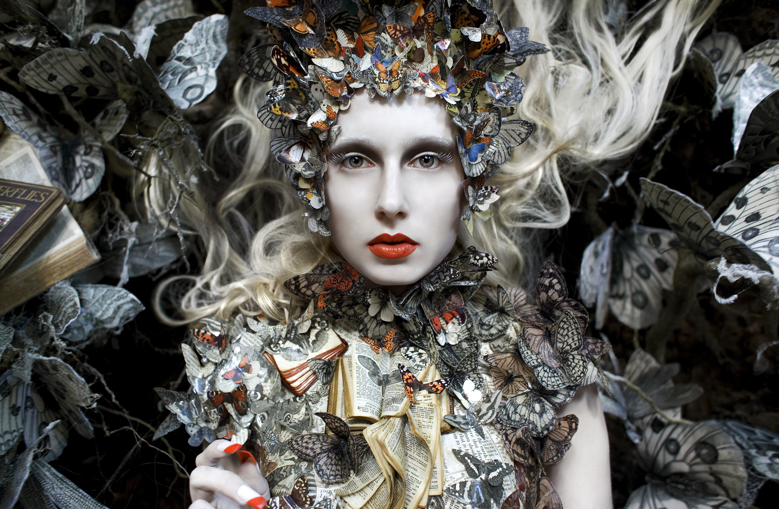 Kirsty Mitchell photographer
