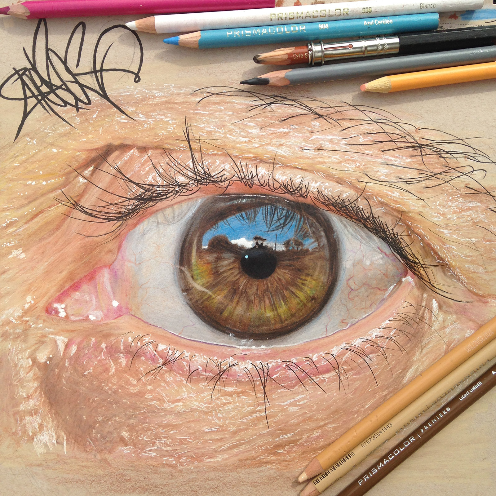 Drawn Eyes Draw Your Eyes Lost In Internet Draw Eyelashes How To How To  Draw Eye