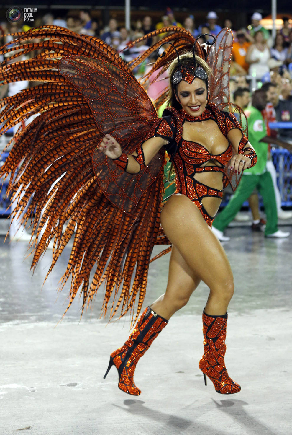 carnival-rio-2014-20  sc 1 st  Lost in Internet & Rio Carnival 2014: 35 of the Hottest Photos of Brazilian Samba ...