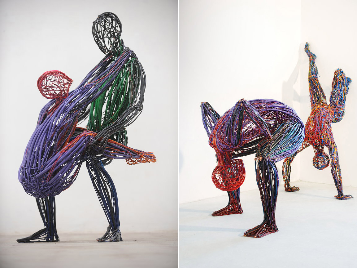 electric-cable-sculptures-judit raboczky-05