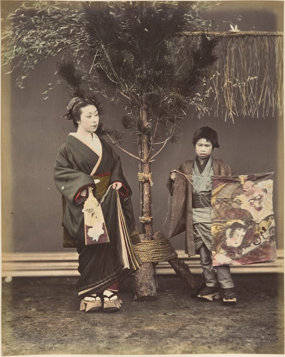 Old Timey Photos Of Japan From The Metropolitan Museum Of Art Lost In Internet