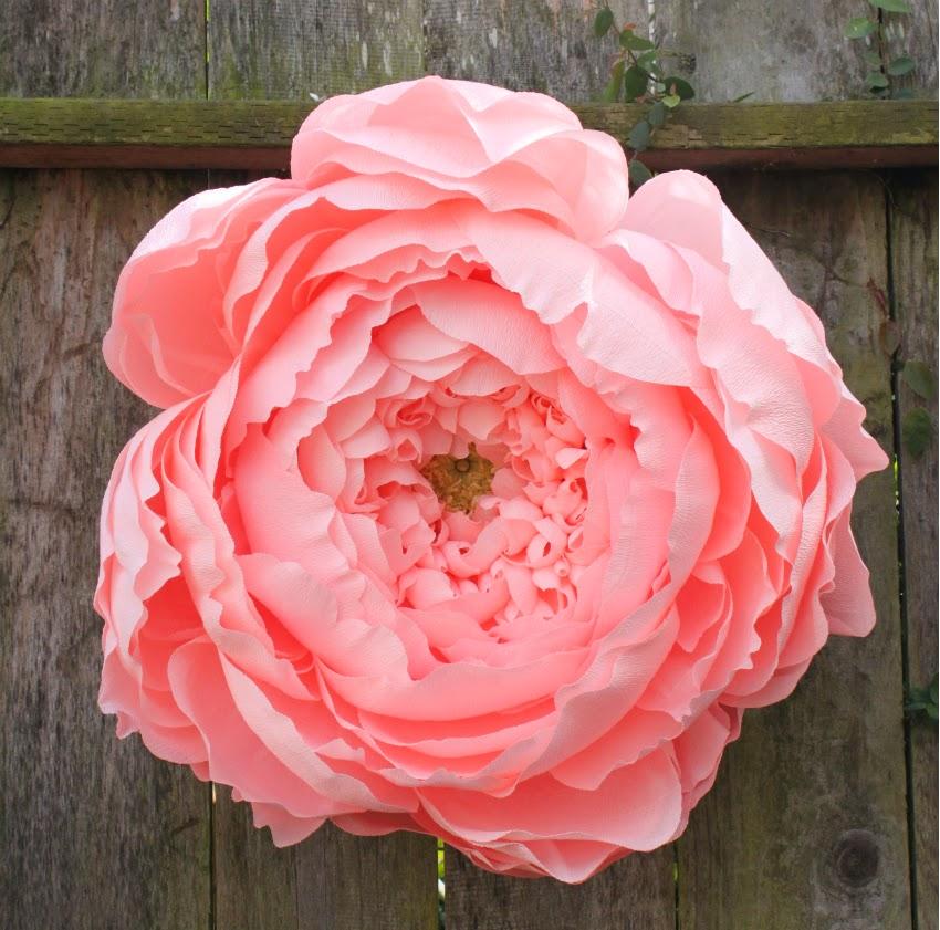 Diy large paper flowers wedding flowers healthy diy large paper flowers wedding diy do it your self mightylinksfo