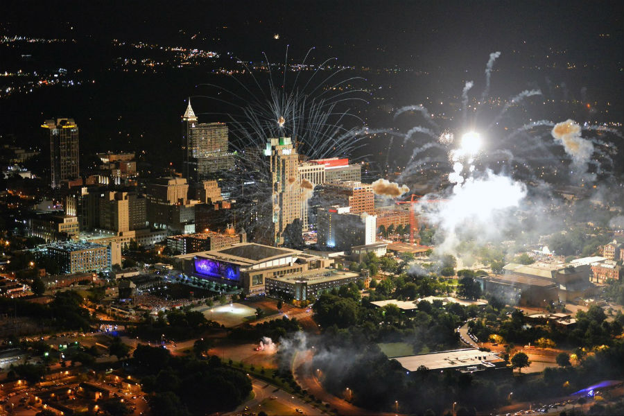 july-4th-fireworks-raleigh-northcarolina