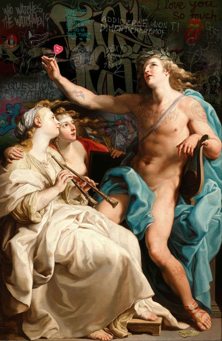 Marco-Battaglini-pop-art-renaissance-paintings-03