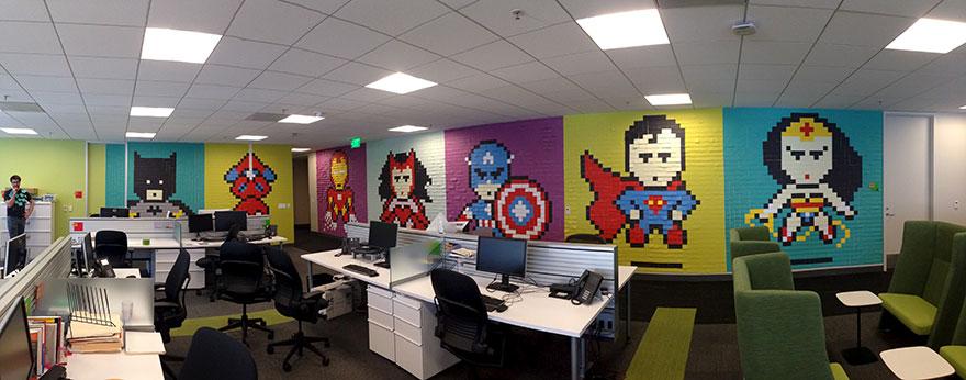 office-wall-post-it-superheroes-ben-brucker-09