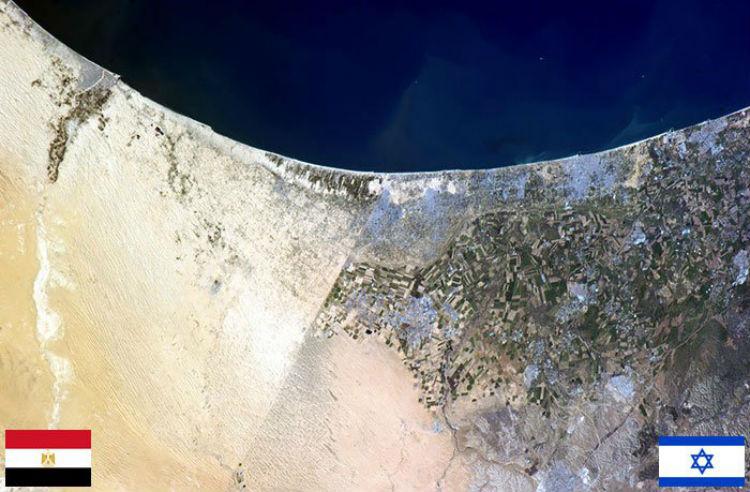 egypt_israel_international-borders