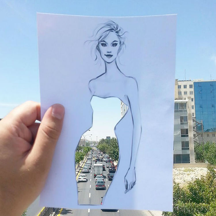 Fashion Design paper internet