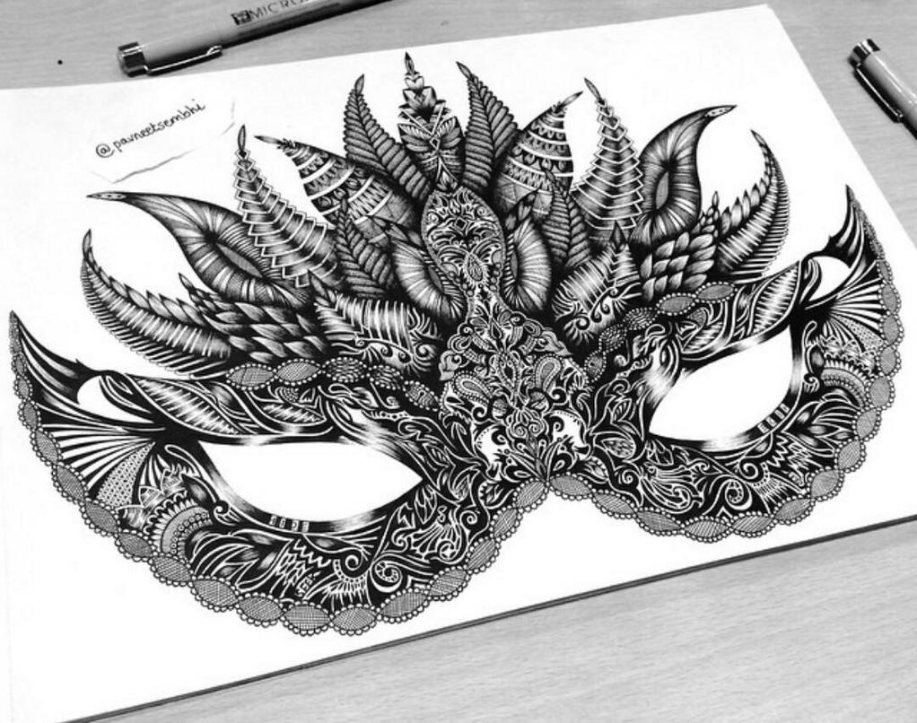 Pavneet_ Sembhi_blackandwhite_illustration