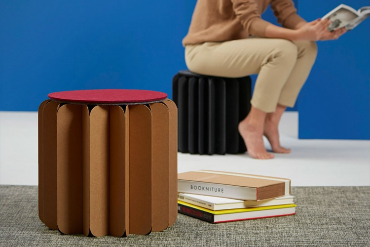 furniture that transforms. this book transforms into furniture that