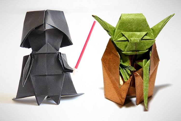 star wars origami instructions for kids