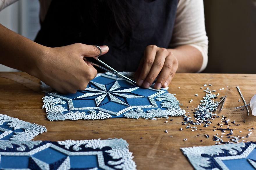 Gunjan_ Aylawadi_paper_tapestries _02