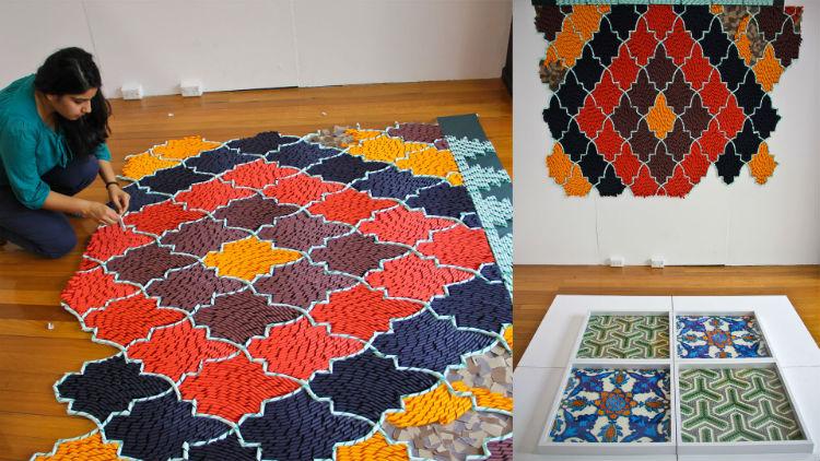 Gunjan_ Aylawadi_paper_tapestries_11